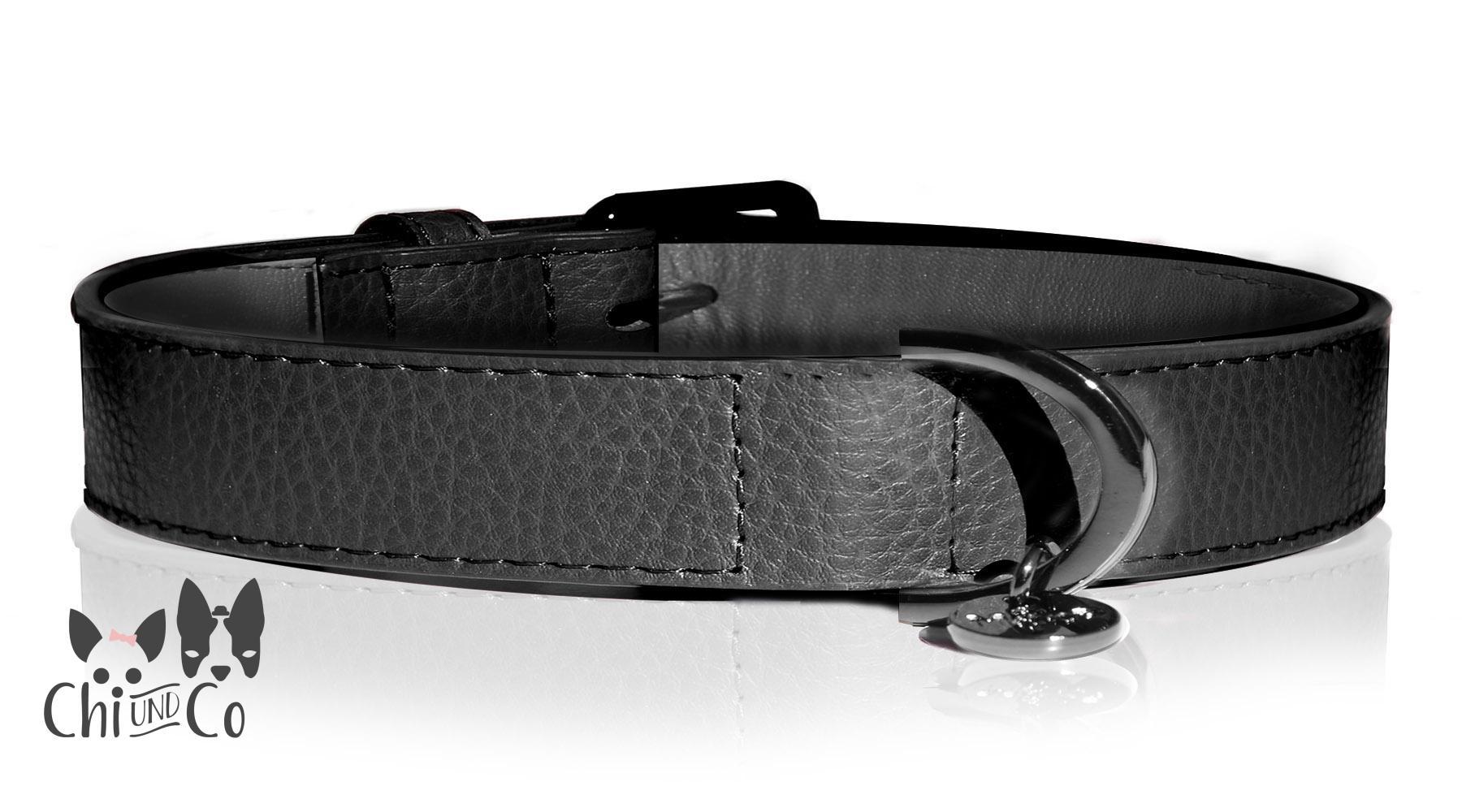 mp smart stud halsband klein von 25 bis 45 cm halsb nder gassi chi co shop f r. Black Bedroom Furniture Sets. Home Design Ideas