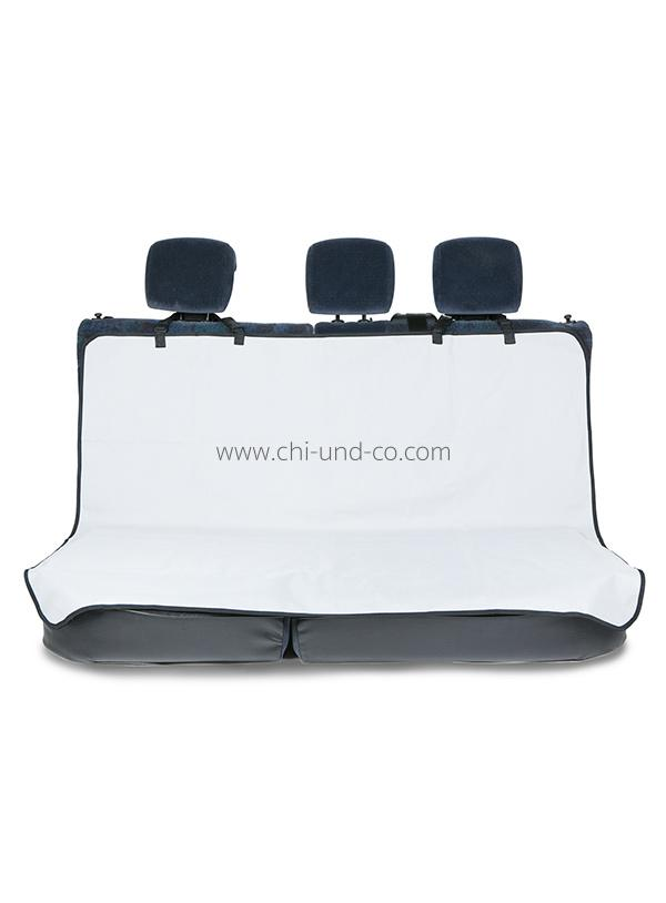 up rear car sit cover autositzh lle im auto transport. Black Bedroom Furniture Sets. Home Design Ideas